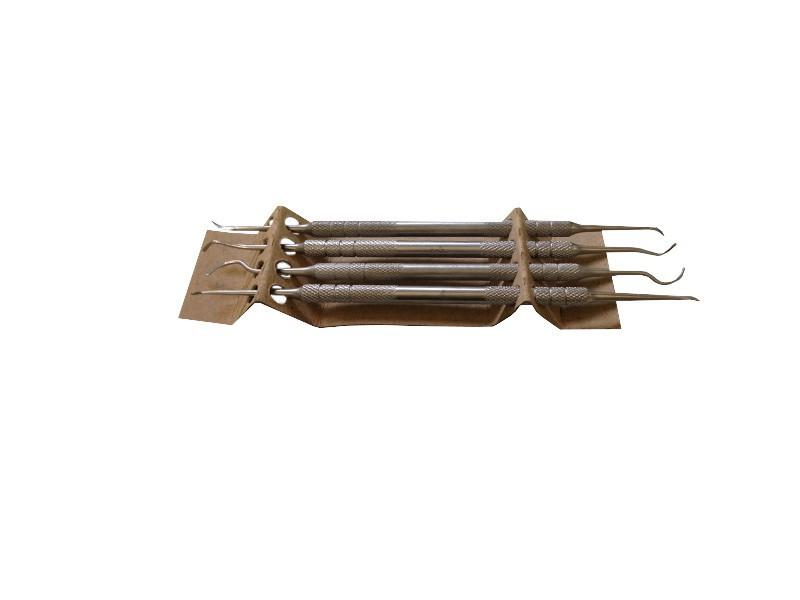 Набор инструментов для снятия зубных отложений