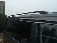 Рейлинги Чёрные Volkswagen T5 (пластиковая ножка)