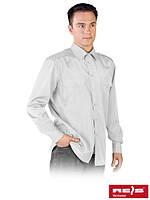 Рубашка с длинными рукавами (корпоративная униформа) KWSDR W