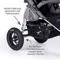 Детская прогулочная коляска TFK Joggster III 12, фото 3