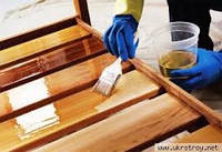 Масло льняное пропитка для дерева с пчелиным воском - делаем своими руками
