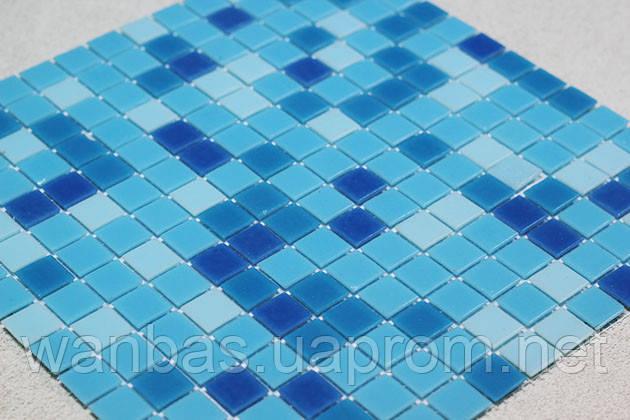 Мозаика микс MС 154( 2 х 2 )см