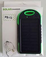Power Bank 5000mAh 5V 1A на сонячній батареї
