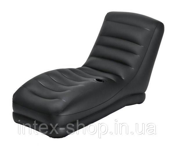 Надувное Велюр кресло Intex 68585
