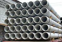 Трубы асбестовые  асбестоцементные D-100 4м