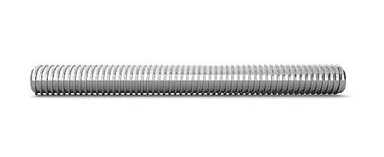 22*1000 Шпилька резьбовая оцинкованная DIN 975