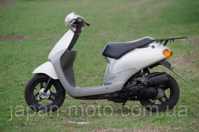 Хонда Дио Фит (Honda Dio Fit) серый металлик