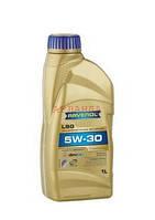 Моторное масло Ravenol 5w-30 LSG /Opel-GM Dexos2/ - 5 л канистра 1 л