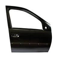 Дверь передняя правая Рено Логан (с молдингом) (RENAULT LOGAN) TORK TRK1036 (801001895R)