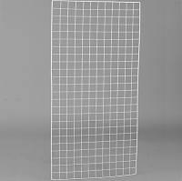 Сетка металлическая торговая. 1.5 х 0.70м. Ячейка 50х50.