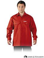 Рубашка хлопчатобумажная с длинным рукавом Польща (униформа) LH-SHIFER_L C