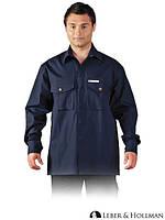 Рубашка хлопчатобумажная с длинным рукавом Польща (униформа) LH-SHIFER_L G