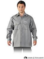 Рубашка хлопчатобумажная с длинным рукавом Польща (униформа) LH-SHIFER_L JS