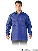 Рубашка хлопчатобумажная с длинным рукавом Польща (униформа) LH-SHIFER_L N