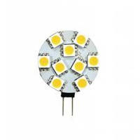 Лампа светодиодная LB-16 12V/2W 9LEDS JC G4 7000K