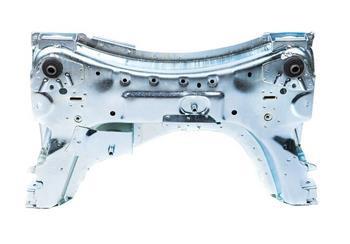 Подрамник рено меган II задняя часть RENAULT Megane II TORK TRK1001 8200742904