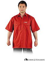 Рубашка хлопчатобумажная с коротким рукавом LH-SHIFER_S C
