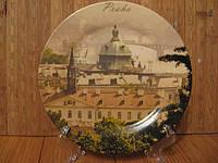 Тарелка сувенир Прага 1
