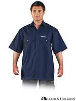 Рубашка хлопчатобумажная с коротким рукавом LH-SHIFER_S G