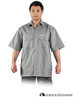 Рубашка хлопчатобумажная с коротким рукавом Польща (униформа) LH-SHIFER_S JS