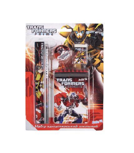 Kite Набор канцелярский Transformers, 5 предметов