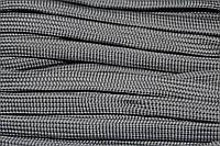 Шнур плоский 15мм (50м) т.серый , фото 1