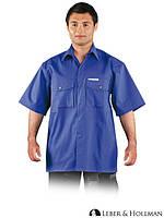 Рубашка хлопчатобумажная с коротким рукавом Польща (униформа) LH-SHIFER_S N