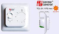 Терморегулятор для теплого пола ТермоКонтрол (Украина) TCL-01.11F механический