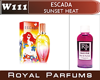 Духи на разлив Royal Parfums 100 мл Escada «Sunset Heat» (Эскада - Сансет Хит)