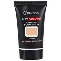 Тональный крем Flormar MAT Velvet Matifying Foundation (Флормар Мат Велвет)