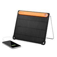 Солнечное зарядное устройство BioLite SolarPanel 5+ с встроенным аккумулятором