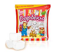 """Зефир жевательный """"Барбекю"""" с ароматом ванили"""