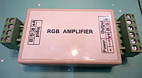 Усилитель к  RGB ленте DC 12V Max 12A