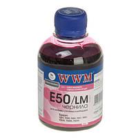 E50/LM(LIGHT MAGENTA/CBETЛО-ПУРПУРНЫЙ)