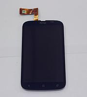 Оригинальный дисплей (модуль) + тачскрин (сенсор) для HTC Desire V T328w