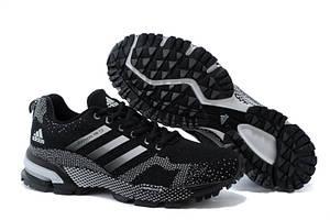 Кроссовки Adidas Marathon TR 13 черного цвета