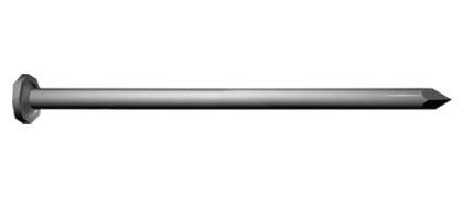 Цвяхи з колиброванной головкою (в обоймах або розсипом) ТУ 14-4-1308-85