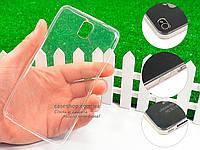 Ультратонкий 0,3мм силиконовый чехол для Samsung n7505 Galaxy Note 3 Neo