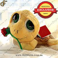 """Игрушка Милая черепашка - """"Cute Bug"""" - 35 см., фото 1"""