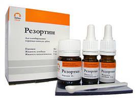 Резортин, 10г+5мл+5мл