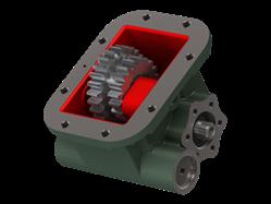 Коробка відбору потужності на Mack Praco T2180
