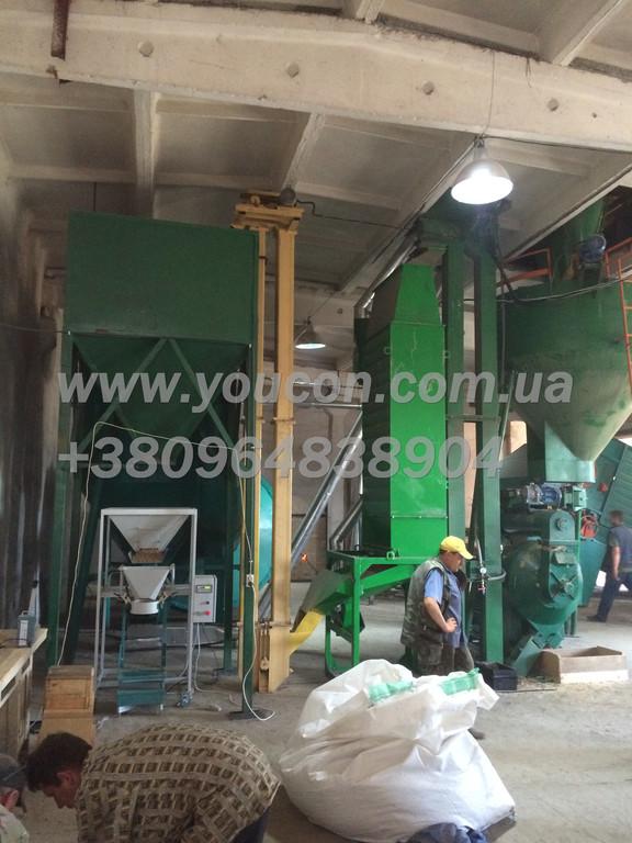 Пеллетный завод от 800 кг\час (сырье: древесная опилка)