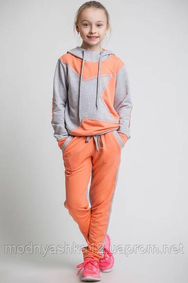 5ad15d501c16e Купить Детский спортивный костюм для девочек, размер 122-128-134-140 ...