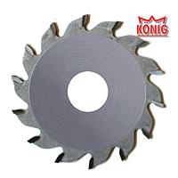 Фрезы дисковые для зачистки торца импоста Konig