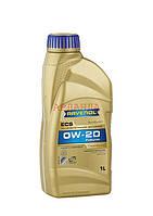 RAVENOL масло моторное 0w-20 ECS /Honda_Acura HTO-6/ - 5 л канистра 1 л