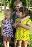 10. Летняя одежда для девочек