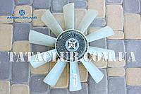 Вискомуфта вентилятора с крыльчаткой и кронштейном в сб.(10лопостей)  ASHOK Leyparts orig,Индия