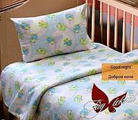 ТМ TAG Детский комплект Доброй ночи (простынь на резинке)