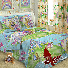 Комплект постельного белья Best friends  ТМ TAG 1,5 спальный комплект