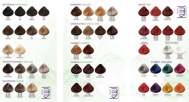 Крем-краски для волос